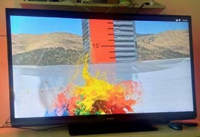 Tv philips led smart tv 47