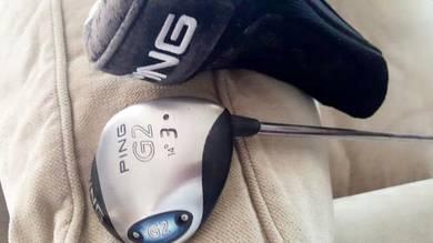 Ping Wood 3 G2 Golf
