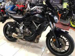 Yamaha MT-07 / MT07 Secondhand Used ~ BN* 9691