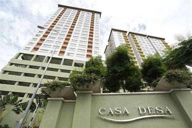 Casa Desa Condo got 2 carpark to rent
