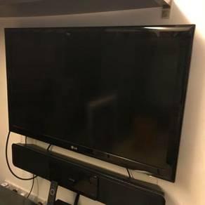 Branded 42inch TV
