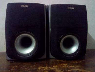 Speaker subwoofer aiwa