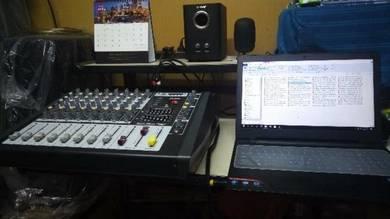 Pa System, Dj & Karaoke