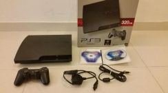 PS3 Play Station 3 320gb used