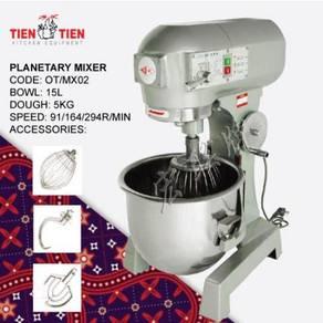 B15 Planetary Mixer Bakeri 5kg