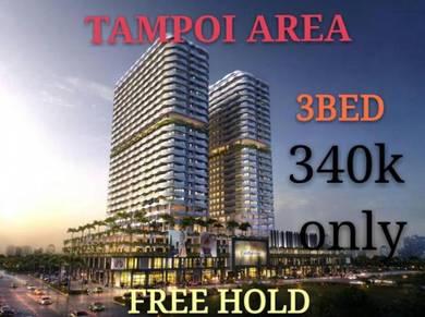 Aaa tampoi new property 3bed near skudai larkin setia tropika kempas