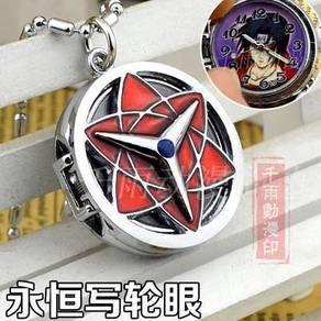 Anime Naruto pocket watches