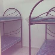 Monthly, rooms for rent at bandar hilir