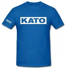 Tshirt Custom KATO HEAVY INDUSTRIES RARE - B24S