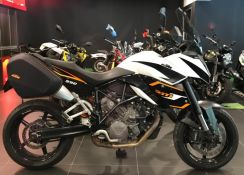KTM smt 990 supermoto t tracer versys r1200gs
