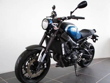 Yamaha XSR900 unreg 2016