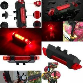 RAPID X USB Charging Bicycle Light LED Alert I