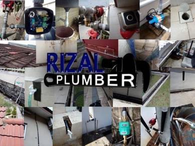Plumber Plumbing Repair Paip Toilet