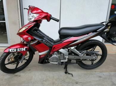 Yamaha LC135 V1 Enjin elok2