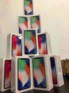 IPhone X 256GB ORI SEALED BOX FREE 10 GIFTS