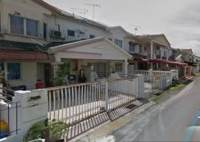 Double Storey House Walking distance to Pasar Taman Sentosa Klang!!