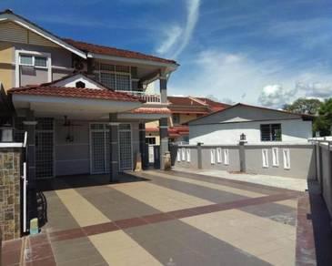 2 Storey Corner Terrace in Taman Sutera, Seberang Jaya, Perai, Penang