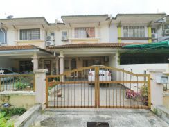 BOOKING 1K CHEAP Double Storey Terrace, Prima Saujana, Kajang
