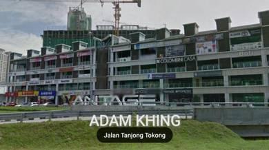 Vantage Desiran Tanjung, Commercial Shop Lot, 1440sf