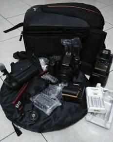 Set camera canon