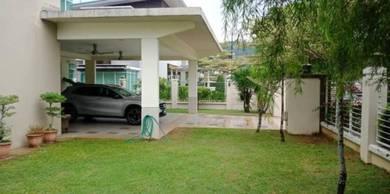 Bungalow 2 tingkat Kemensah Residensi