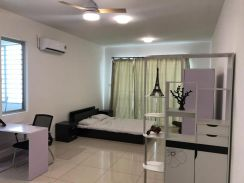 Aliff Residence Apartment tampoi Studio Rent