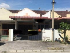 Ipoh Pengkalan Single sty terrace house