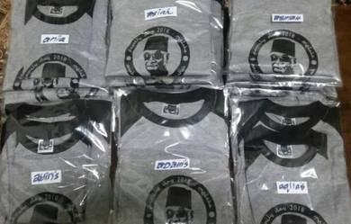 T shirt familiday murah