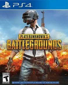 Ps4 playerunknown's battlegrounds (pubg)