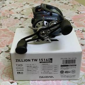 Daiwa zillion TW 1516L
