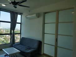 Vista alam fully furnished additional door best condition