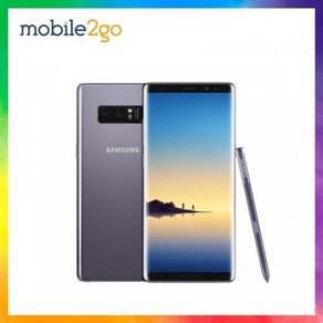 Samsung Galaxy Note 8 [64GB ROM/6GB RAM] M'sia Set