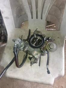 Saga carburettor