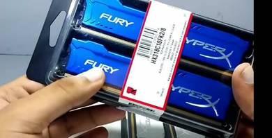 Kingston Hyperx Fury 8GB DDR3 1866Mhz