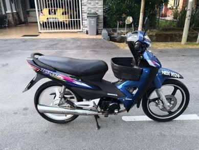 Honda Wave 100R Ex5 Dash