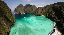 AMI Travel | Full day Tour Phi Phi Island, Krabi