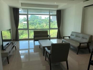 D golden gate condominium Penampang