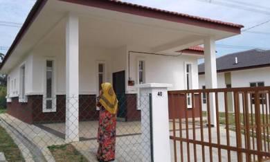 Sebuah banglo Bandar Tasik Senangin, Lenggeng, Negeri Sembilan
