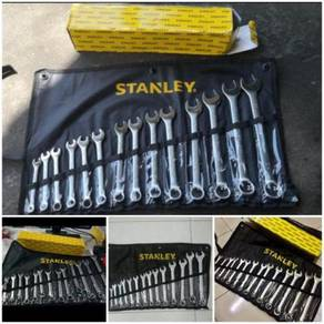 Stanley wrench set 09