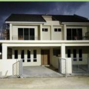 Brand New Double-Storey House Batu For Rent