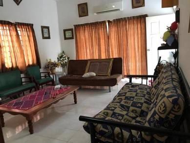 Fully furnish single story bungalow seremban sikamat acasia