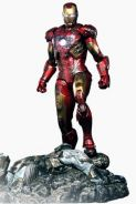 Battle Damaged Mark VII Movie Hot Toys