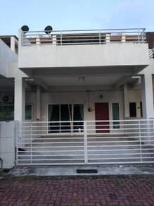 2Storey Terrace End Lot Pearl Garden (Villa Mutiara) Simpang Ampat