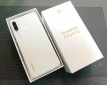 Huawei Nova 4e 6gb/128gb