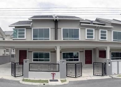 New Double Storey Terrace House, Taman Cerah, Menggatal, Tuaran Bypass