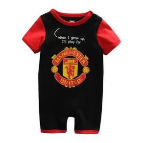 Baby jersey jumper epl manchester football mu