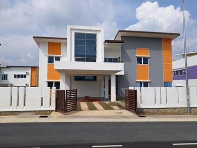2 Sty Bungalow Kayangan Pelangi Heights Mantin KTJ Staffield Golf