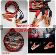 Booster cable 500 amp universal battery charger