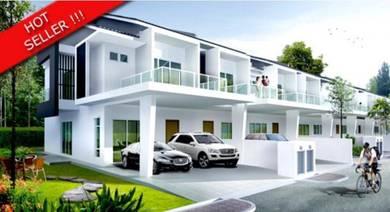 New Double Big House 20x85 Kajang Bangi
