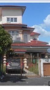 2.5 stry corner terrace house, sell below 50%, tmn putra perdana